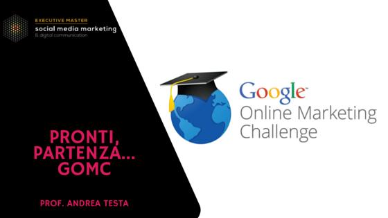 Come si prepara il Google Online Marketing Challenge?