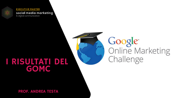 Google Online Marketing Challenge 2016: i risultati