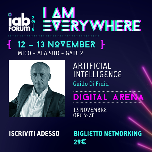 IAB Forum: IULM parla di Intelligenza Artificiale applicata al marketing
